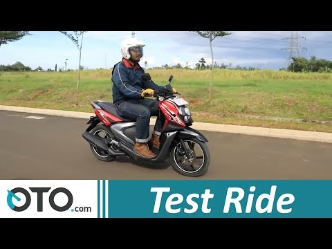 Test Ride: Yamaha X-Ride 125, Anti Gasruk? I Oto.Com