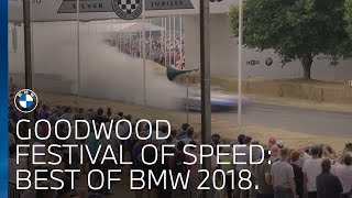 BMW at Goodwood Festival of Speed | The Best of BMW 2018