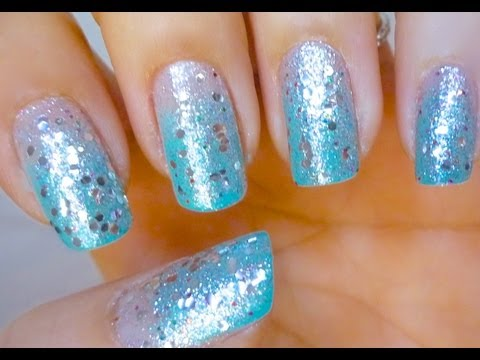 Decoração com Glitter