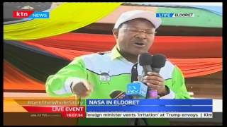 Senator Wetangula's bombshell on friend and foes