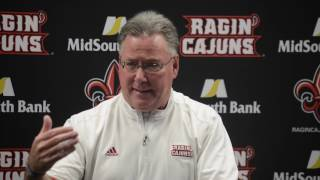 Tony Robichaux talks about showcase baseball