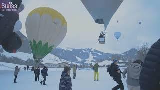 ピカールの無着陸世界一周から20年!「国際熱気球フェスティバル」【スイス情報.com】