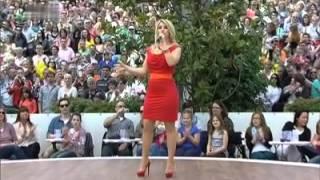 Beatrice Egli   Mein Herz - im ZDF Fernsehgarten