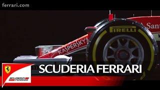Ferrari SF16-H: il video unveiling
