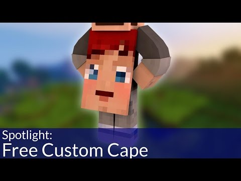 How to Get Capes in Minecraft [FREE]