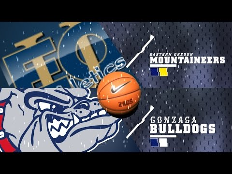 Highlights - Gonzaga Basketball vs Eastern Oregon (November 7, 2015)