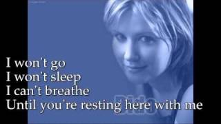 Dido - Here With Me lyrics