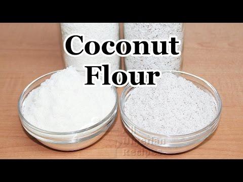 Coconut Flour (Plain & Wholemeal)   All Nigerian Recipes
