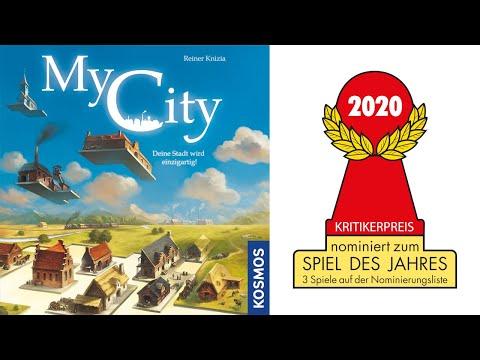 Spieletrailer My City - Vorschaubild