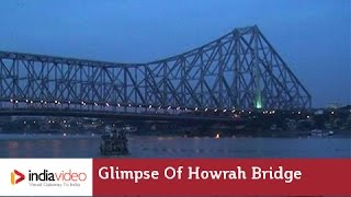 Howarh Bridge in Kolkata