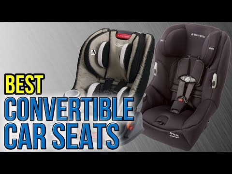 10 Best Convertible Car Seats 2017