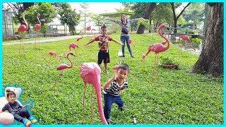 น้องบีมลูกแม่บี | เที่ยวกาญจนบุรี สวนสัตว์ค่ายสุรสีห์ Zoo คลิปเต็ม