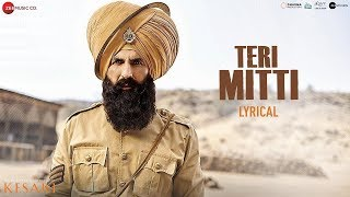 Teri Mitti | Lyrical | haan meri zameen Mehboob meri - YouTube