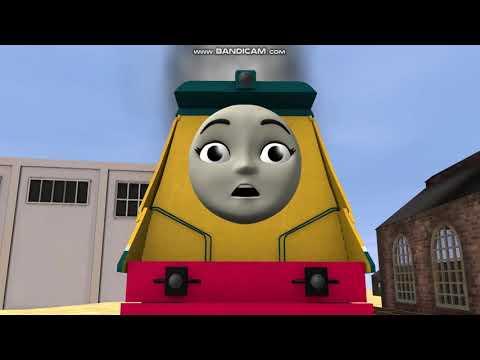 Trainz Crash