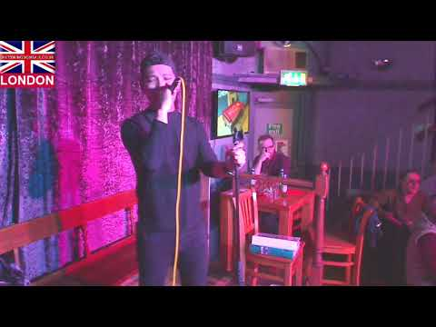 Download Karaoke From Central Station Bar Kings Cross London Frida Mp4 HD Video and MP3
