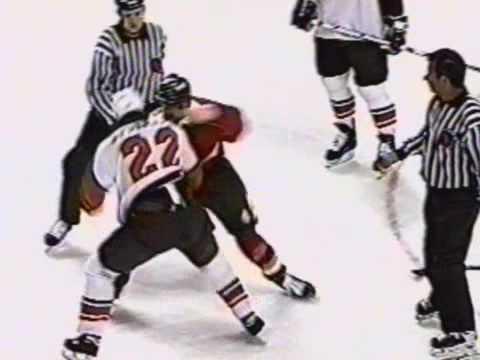 Luke Richardson vs. Mike Peluso