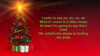 Avril Lavigne&Jonny Blu-Baby It's Cold Outside(Lyrics)