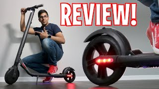 Unboxing & Let's Drive - Scooter ES2 Kit by NineBot - The Tesla of Scooters!