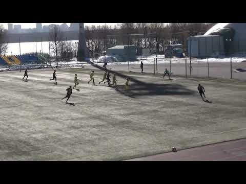 Строгино-2 (мол.) - Спортакадемклуб - 0:3
