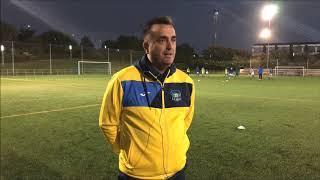 Hoy charlamos con David de la Fuente, entrenador del Alevín C