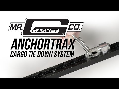 Mr. Gasket Anchortrax Cargo Tie Down System