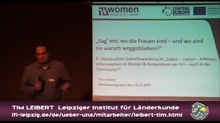 preview picture of video 'Tim Leibert: Sag´ mir, wo die Frauen sind - und wo sind sie warum weggeblieben?'