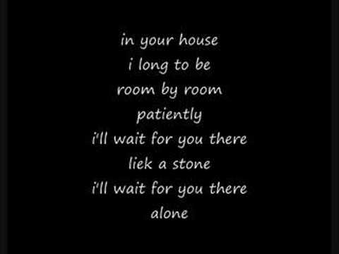 AudioSlave-Like a Stone W/ Lyrics