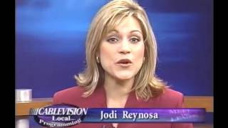 Jodi Reynosa - Hosting Samples