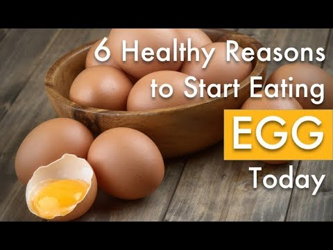 6 Healthy Reasons to Start Eating Egg Today
