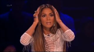 SAM NAILED A PERFECT SONG! One Speechless Judge After Her Performance - X Factor 2013