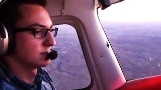 Texas to Arizona | Cessna 172 | 800 Mile Flight