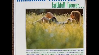 Marianne Faithfull - With You in Mind  (vinyl rip)