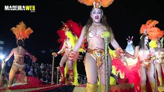 Desfile de Carnaval en Madeira 2017