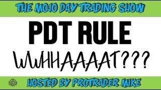 PDT RULE WWHHAAAT???