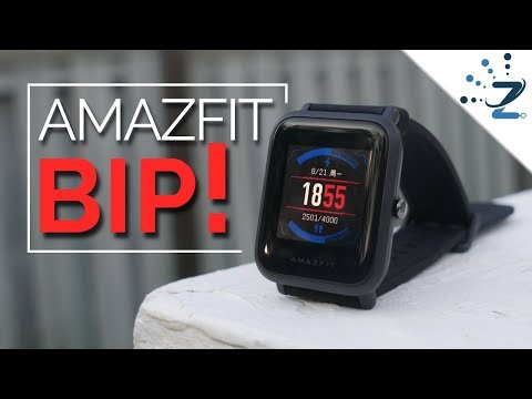 Xiaomi Amazfit Bip Review (English) - Amazfit Smartwatch 2 Review coming!