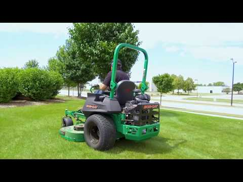 2020 Bob-Cat Mowers ProCat 6000MX 61 in. Kawasaki 852 cc HG Wheel Motors in Mansfield, Pennsylvania - Video 1