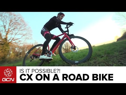 Can You Ride Cyclocross On A Road Bike? Road Bike Vs Cyclocross Bike
