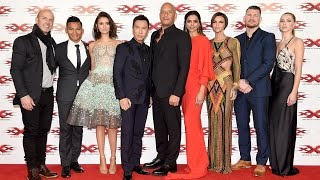 XXx Return Of Xander Cage  European Premiere In London  Paramount Pictures UK