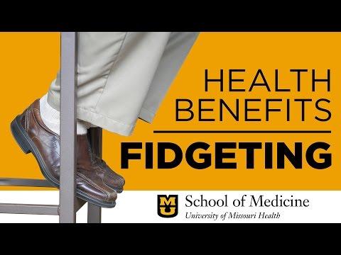 Video Fidgeting Health Benefits (MU School of Medicine)