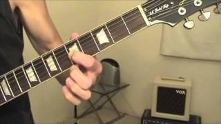 Don't Bring Me Down - Guitar Lesson