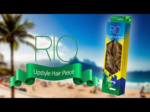 Rio Upstyle Hair Piece