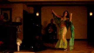 preview picture of video 'Bellydance 5- Bahrain'