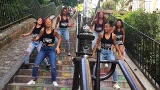 Shainagirls - YA R Chorégraphie