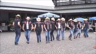 Love's got a hold on you -  Line Dance