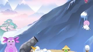 Лунтик - Горы и вулканы. Обучающий мультфильм для детей .