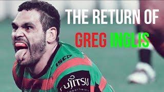 The Return Of Greg Inglis