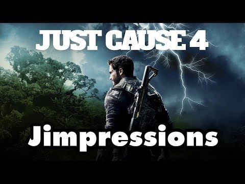 Just Cause 4 – The Sandbox Is Full (Jimpressions) video thumbnail