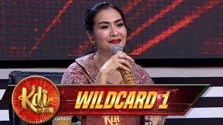 Wah! Ini Pesan Mamah Iis Dahlia Untuk Salsa - Gerbang Wildcard 1 (3/8)