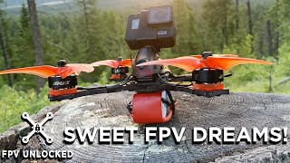 FPV dreams are made of this - Cinematic FPV