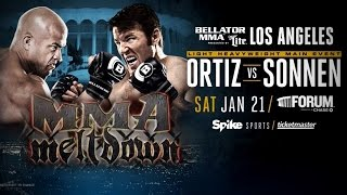 Bellator 170 Preview with Gabe Morency & Cody Saftic   MMA Meltdown